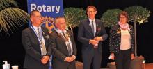 Assemblee de district 2021 - Tuilage des gouverneurs